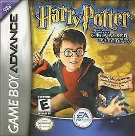Harry Potter and the Chamber of Secrets (Nintendo Game Boy Advance, 2002) GBA ds