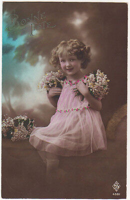TRUE, MARTHA LOVED BRUSSEL SPROUTS AND THAT BAFFLED HER FRIENDS Vintage Postcard