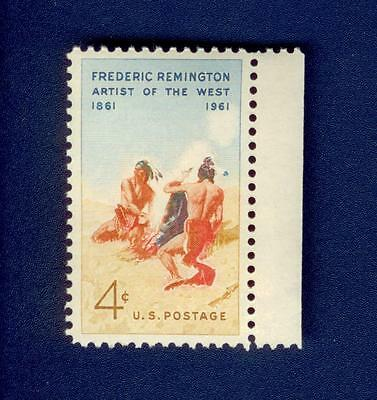 """4 CENT US MINT STAMP, """"FREDERIC REMINGTON,ARTIST OF THE WEST"""" !!!!!"""