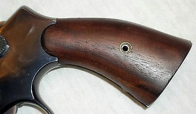 Smith & Wesson Early Military Police, Hand Ejector, K Frame Walnut Grips