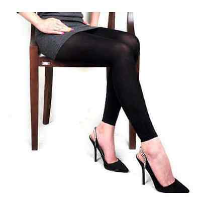 Women Lady Lot Slim Tights 80D Premier Footless Stockings Pantyhose Korea