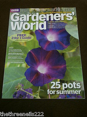Bbc Gardeners World - 25 Pots For Summer - May 2014