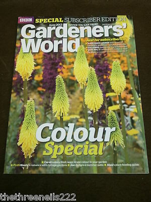 Bbc Gardeners World - Colour Special - June 2013
