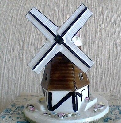 Coalport fine porcelain houses from England The Windmill