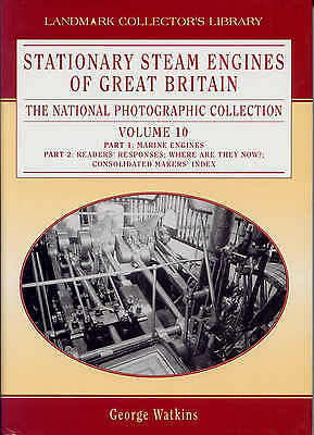 Stationary Steam Engines of Great Britain Volume 10, Part 1