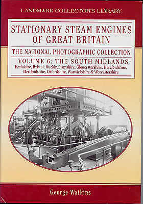 Stationary Steam Engines of Gt Britain Volume 6: The South Midlands Berkshire