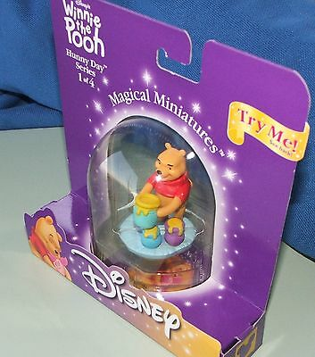 Mattel Disney Winnie The Pooh Magical Miniatures NEW Hunny Day Series #1