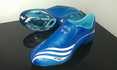 NEW Adidas Tunit F50 Leather Football / Soccer Boot Uppers Size UK 8.5 / US 9