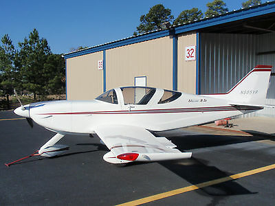 1995 Glasair S2 FT 640TT Full IFR with altitude hold auto pilot