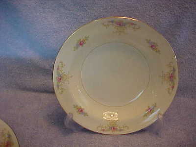 HOMER LAUGHLIN CHINA Rimmed Soup Bowl ROCHELLE