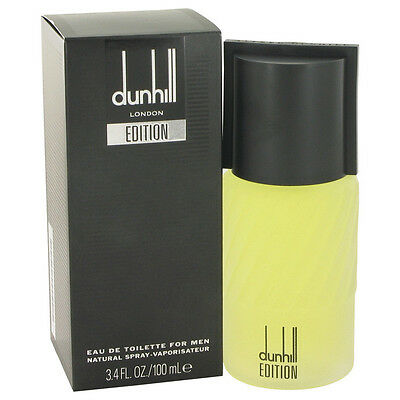 Dunhill Edition 100 ml EDT 3.4 oz by ALFRED DUNHILL FOR MEN NIB