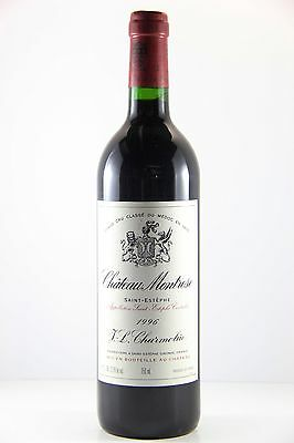 Chateau Montrose 1996 Red Wine, Bordeaux