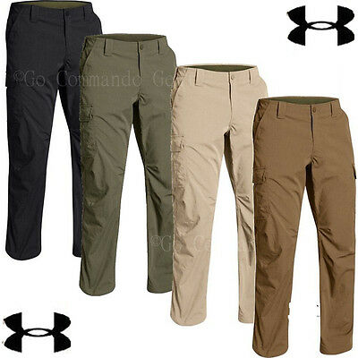 Under Armour Tactical Patrol Pants II - Conceal Carry Field Duty Cargo Pants
