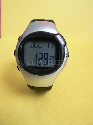 Heart Rate Watch Calorie Counter  Pulse Monitor Fitness  FREE SHIPPING