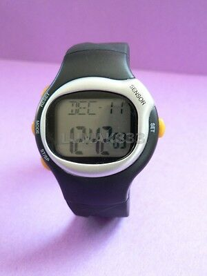 Heart Rate Sport Watch Calorie Counter  Pulse Monitor Fitness  FREE SHIPPING