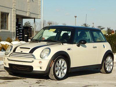 Mini : Cooper S S Manual 1.6L CD Supercharged Traction Control Stability Control Aluminum Wheels
