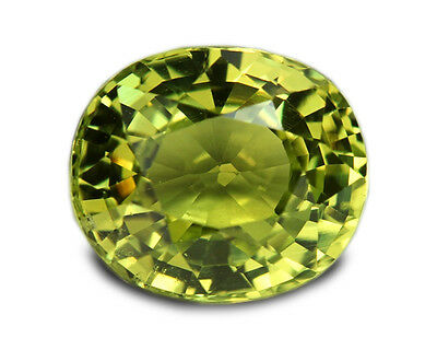 2.33 Carats Natural Tunduru Chrysoberyl Loose Gemstone - Oval