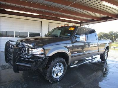 Ford : F-250 Lariat 4dr C 2006 ford f 250 crew cab long bed 6.0 l powerstroke diesel automatic 4 x 4 lariat