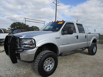 Ford : F-250 Lariat 4dr C 2005 ford f 250 super duty crew cab short bed 6.0 l powerstroke automatic 4 x 4