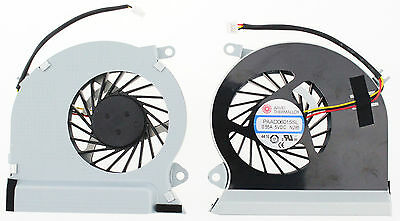 Msi Ge70 Ms-1756 Ms-1757 Ms-1759 Cpu Cooling Fan 3 Pin Paad06015Sl N285 B123