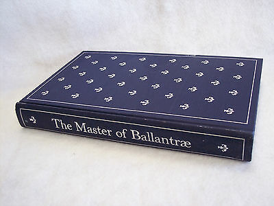 The Master of Ballantrae by Robert Louis Stevenson HERITAGE PRESS color lithogr