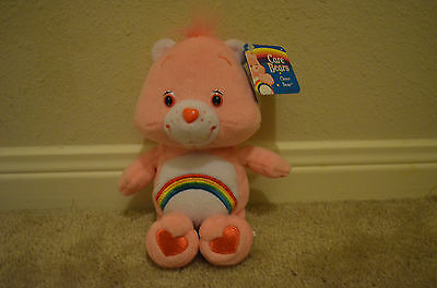 """20th Anniversary 8"""" Care Bears Collector's Edition - Cheer Bear"""