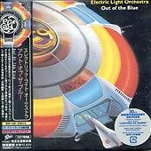 Electric Light Orchestra ELO - Out Of The Blue - 2CD Japan Mini LP Sleeve OOP
