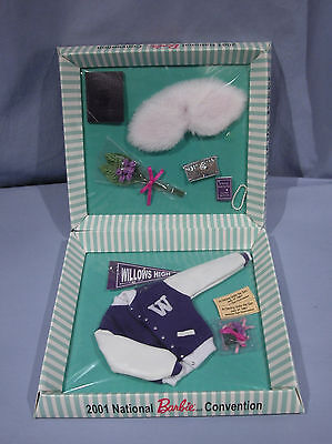 Barbie & Ken Queen of The Prom 2001 National Convention Fashion Accessory Packs