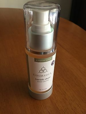 Cosmedix Benefit Clean Gentle Cleanser 3.3oz New out of Box