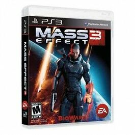 Mass Effect 3 Playstation 3 PS3 Game Brand New Sealed