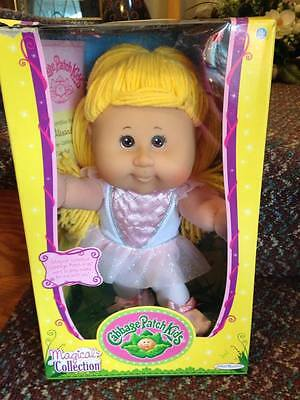 Cabbage Patch Kids Magical Collection Ballerina Doll NEW
