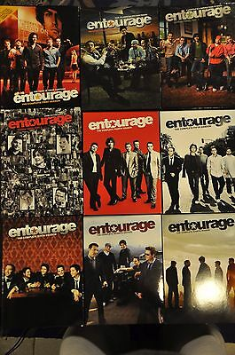 HBO Entourage Complete Series DVD: Seasons 1 2 3 4 5 6 7 8 Individual Releases