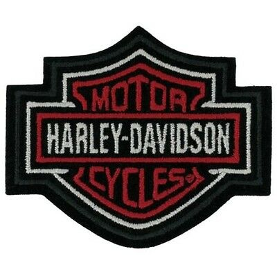 "HARLEY DAVIDSON BAR & SHIELD  PATCH    SIZE X-SMALL  2.5"" X 3""      NEW"