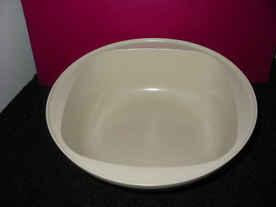 Tupperware Ultra 21 Microwave/Baking Replacement Bowl 2 Qt. Excellent Condition