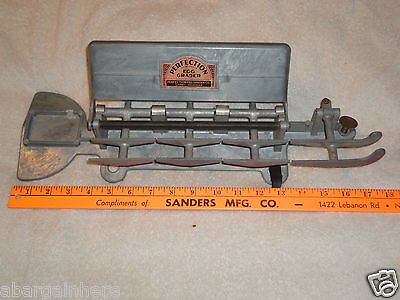 Perfection Egg Grader Company  ,Capac, Mich. Super hard to find Scale, NICE cond