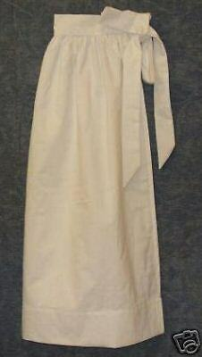 COLONIAL APRON:  for costume or just for fun