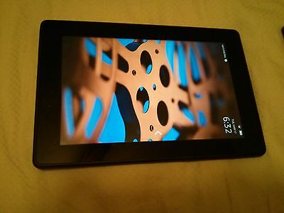 Amazon Kindle Fire HD 7 8GB, Wi-Fi, 7in - Black (2014 Model) Latest Model