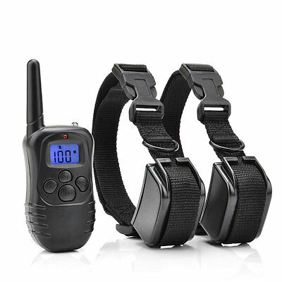 Petrainer Remote 4 in 1 and Waterproof Pet Dog Training Collar Dogs