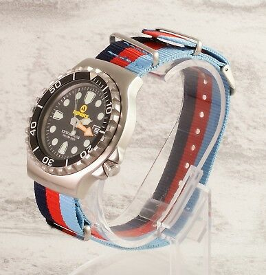 Help for Heroes NATO military watch strap 18 20 22 24 UK All profits donated