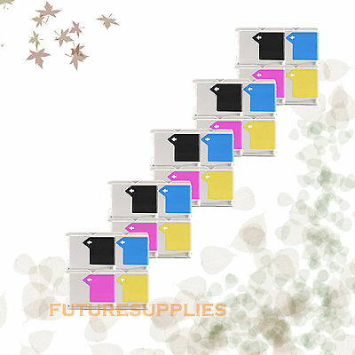 20PK Compatible Ink LC51 for Brother LC51 DCP-130C DCP-330C -340CN -350C