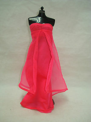 Vtg Barbie Superstar BEST BUY 70s Doll Clothes Pink Glamour Gown 9962 1977