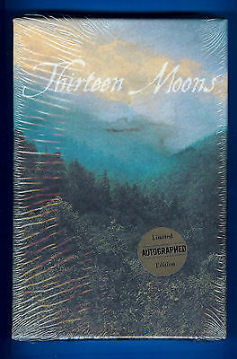 THIRTEEN MOONS BY CHARLES FRAZIER LIMITED SIGNED EDITION of 1600 Copies