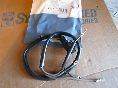 NEW OMC VRO WARNING CABLE   PART #174710