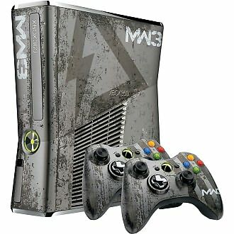Microsoft Xbox 360 S (Latest Model)- Call Of Duty:Modern Warfare 3 console only