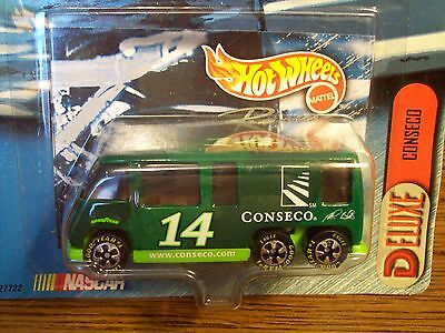 HOT WHEELS 2000 #14 CONSECO RV SERIES 4 of 4 HOTWHEELS NASCAR HW