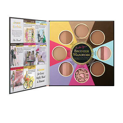 Too Faced The Little Black Book Of Bronzers Palette Limited edition Spring 2015