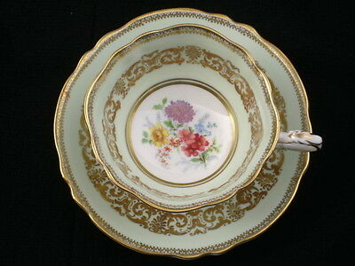 Beautiful Paragon  English-England Find Bone China Tea Cup and Saucer