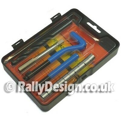 1/4 UNC Helicoil Thread Repair Kit Race Rally Design