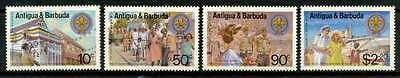 14-11-00717 - Antigua 1982 SG  752 MNH 100% Boy Scout Movement
