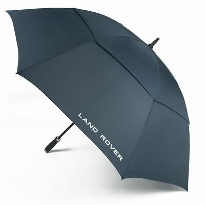 Genuine Navy Land Rover Golf Umbrella Brand New